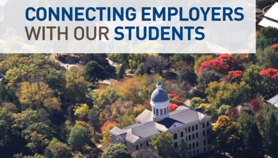 Connecting employers with our students by Augustana College ...