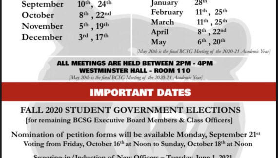 Bloomfield College Student Government | Bloomfield College