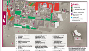 Campus Map - Enroll - Chadron State College