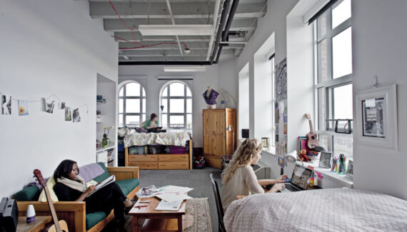 Housing | College for Creative Studies