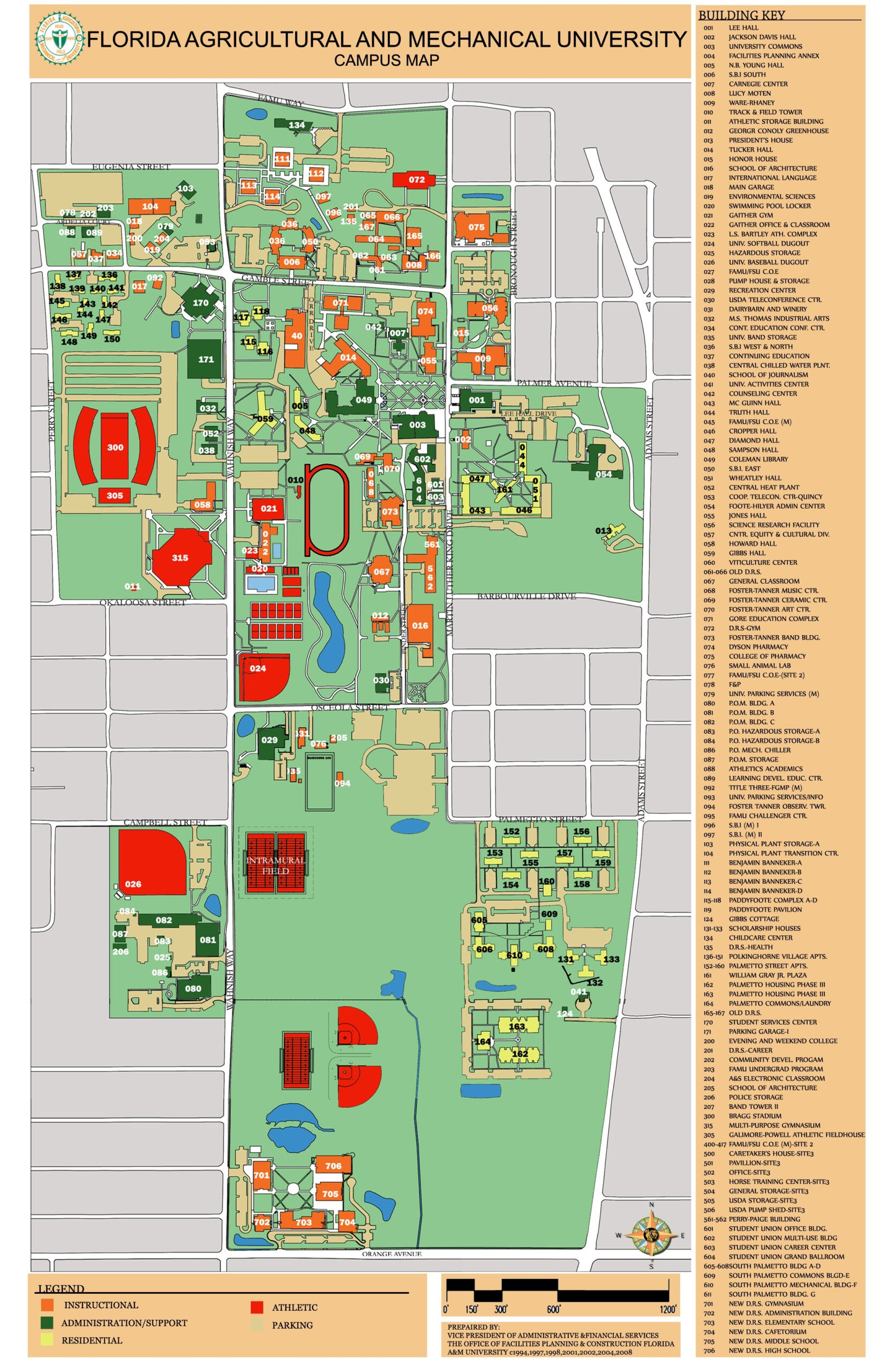 Florida Agricultural and Mechanical University | 2021