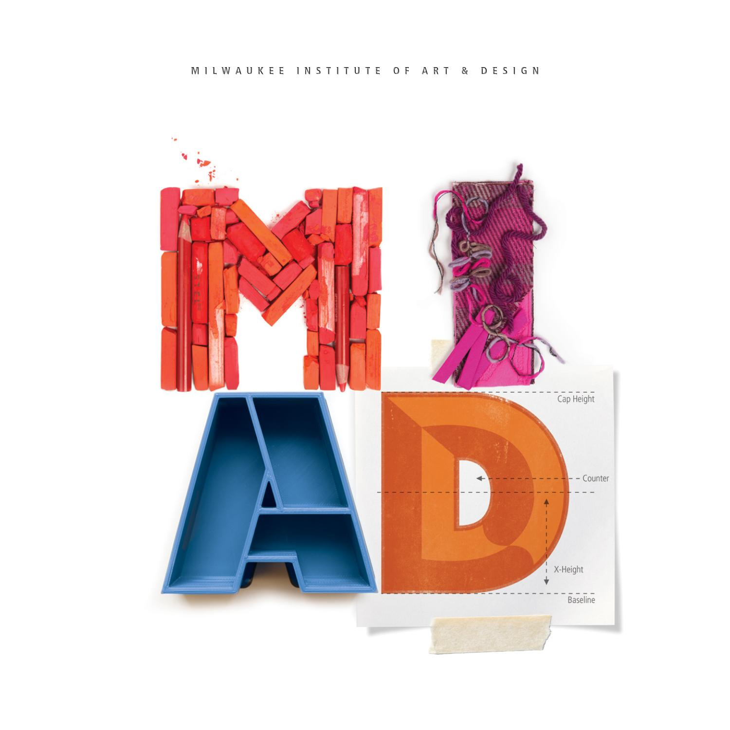 MIAD Catalog 2019-2021 by Milwaukee Institute of Art ...
