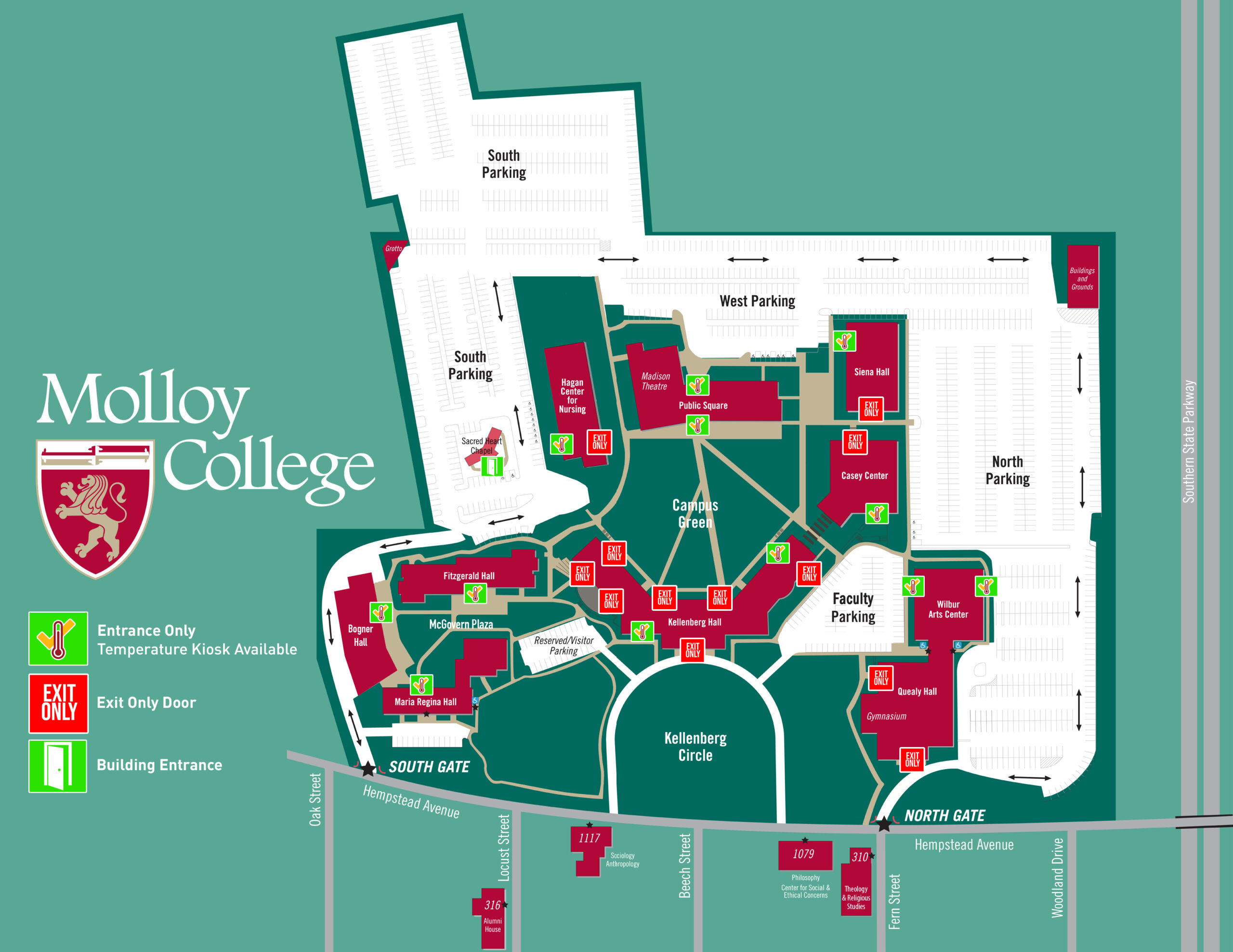 Molloy College: Student Resources