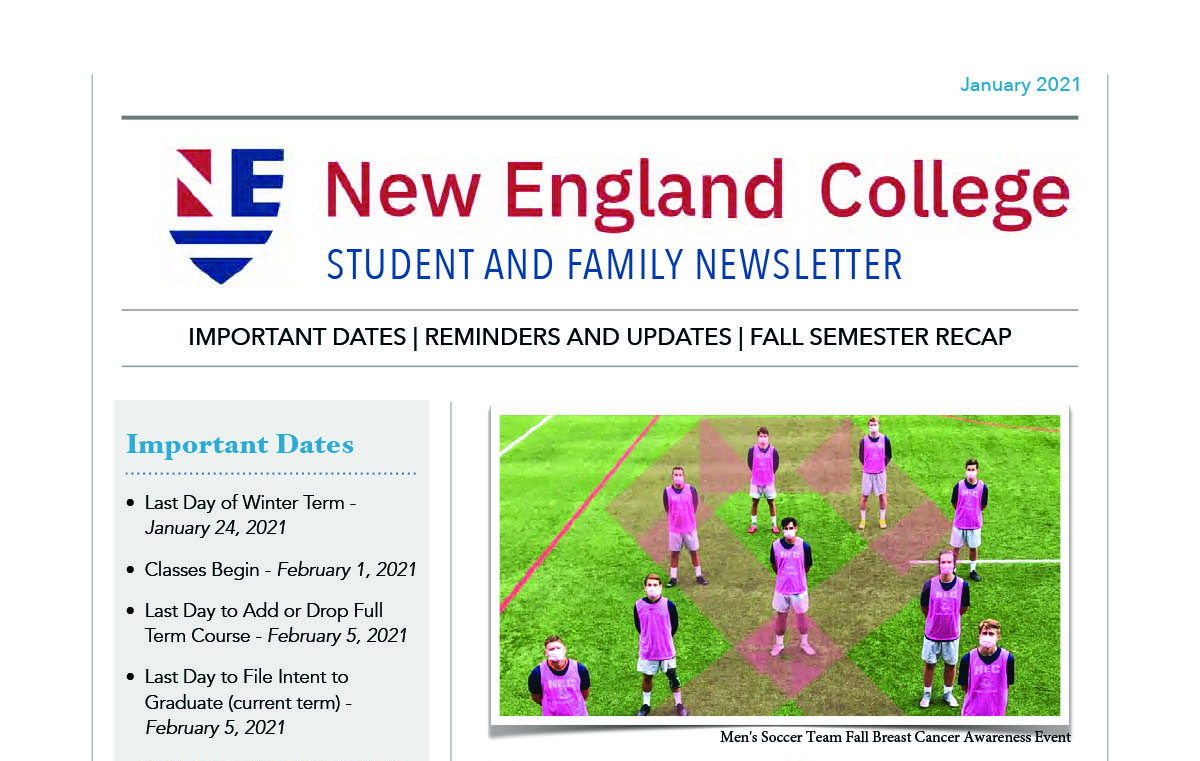 New England College homepage | New England College