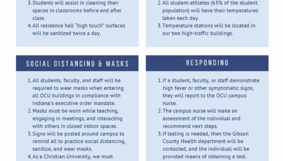 Campus News and Events   Oakland City University