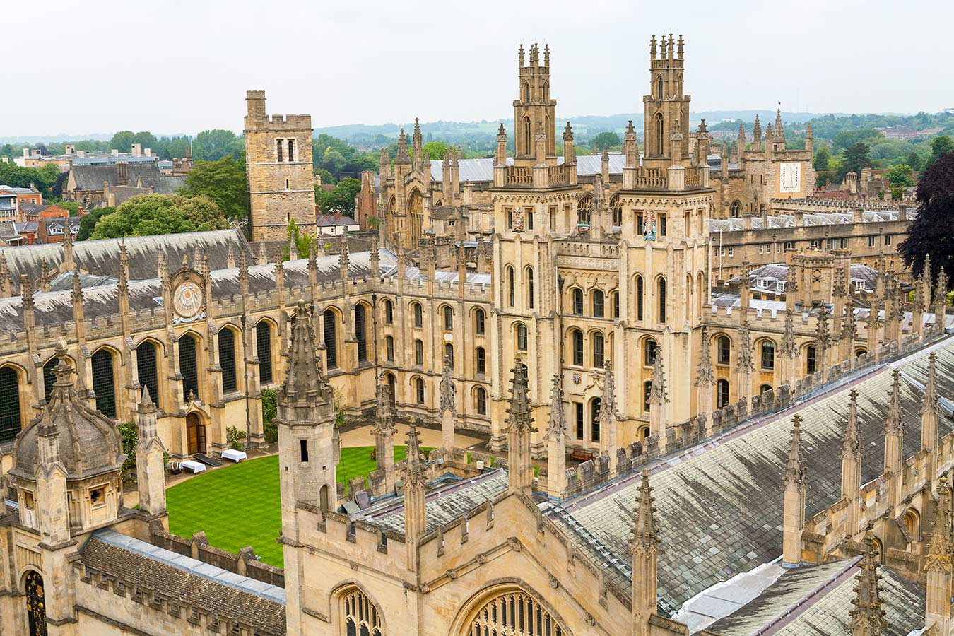 Study Abroad in Oxford, England | Sarah Lawrence College