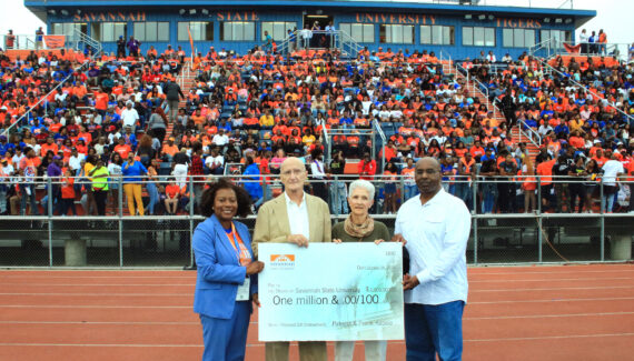 Savannah State receives more than $1 million from family for ...