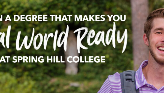 Homepage | Spring Hill College