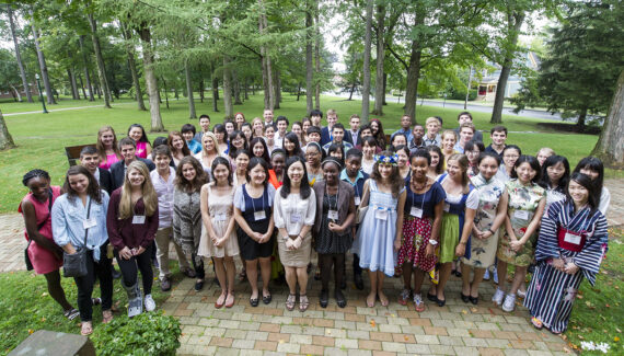 St. Lawrence University Welcomes New International Students ...
