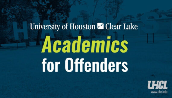 Academics For Offenders   University of Houston-Clear Lake