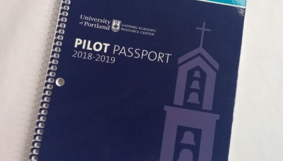 First Year Planner | University of Portland