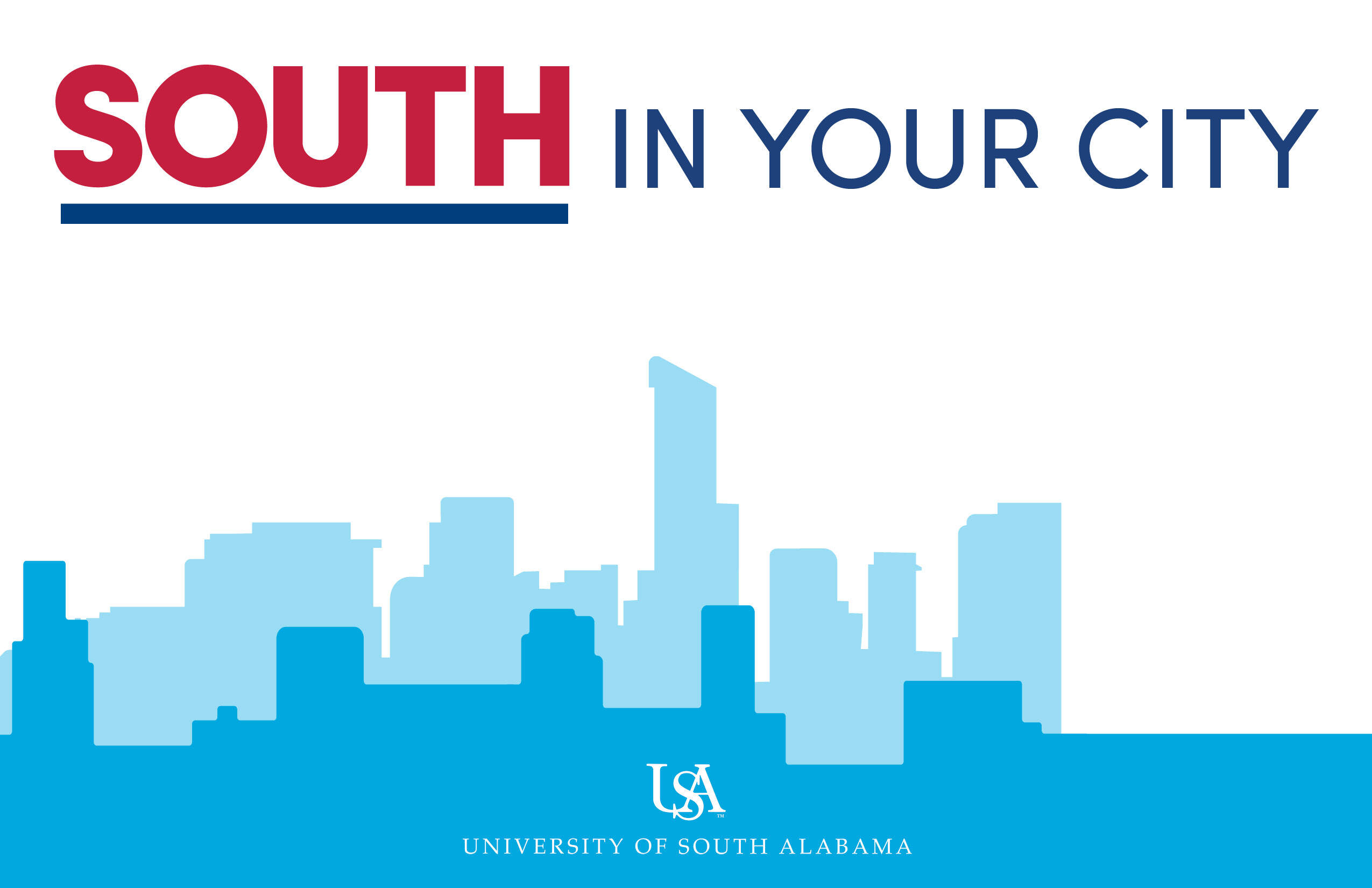 University of South Alabama (South in Your City)
