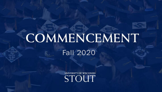 Commencement | University of Wisconsin - Stout