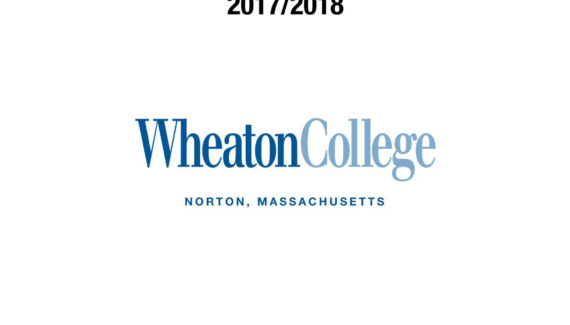 Course Catalog 2017/2018 by Wheaton College - issuu