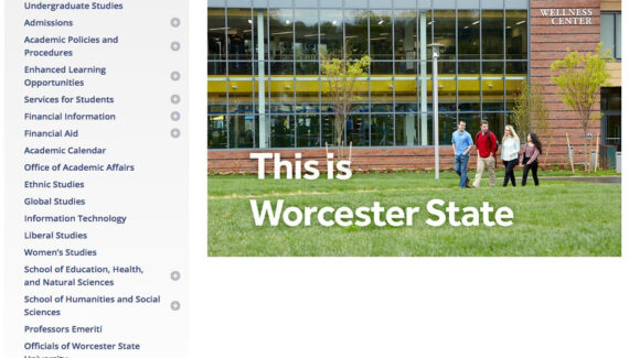 """Worcester State on Twitter: """"What's new this semester? We've ..."""